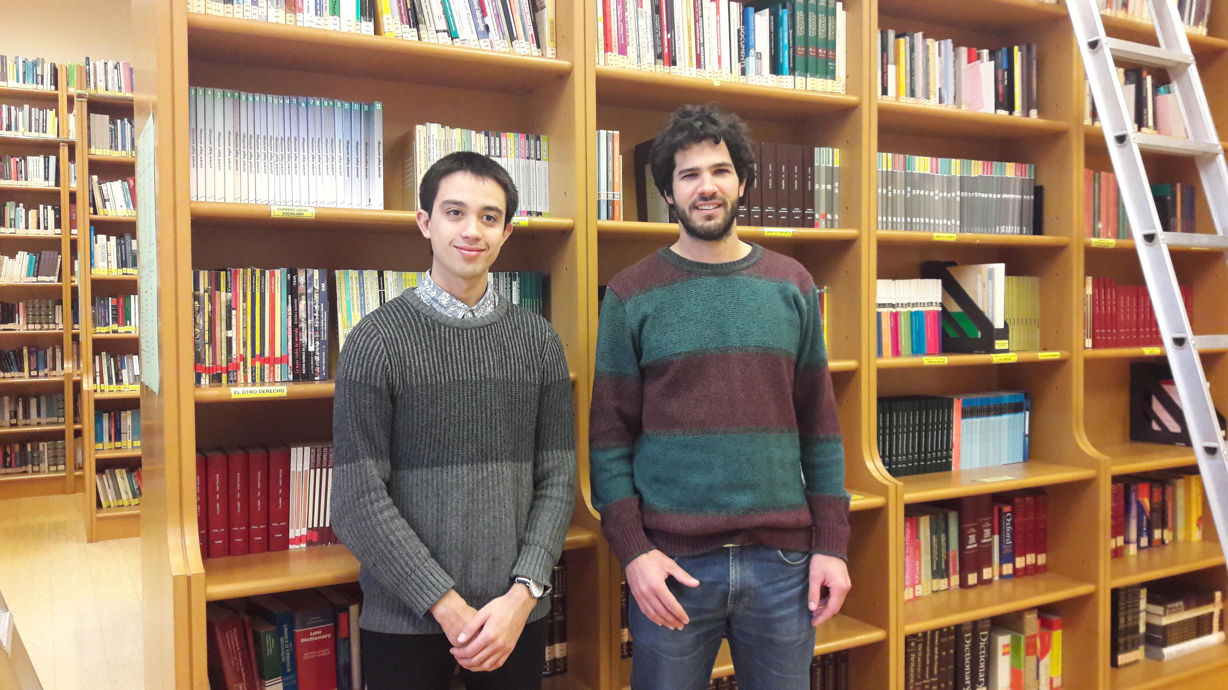 Patara McKeen y Francisco Vértiz.