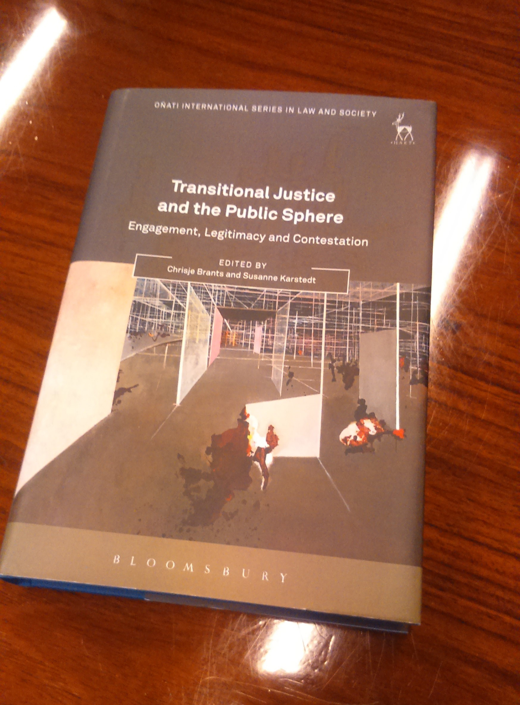"""Transitional Justice and the Public Sphere""."