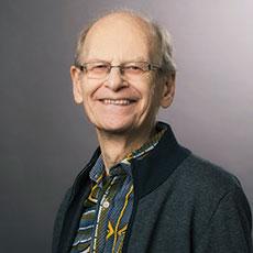 El profesor Gordon Woodman. © University of Birmingham