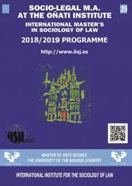 Programa máster 2018/19