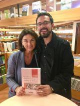 Camilo Umaña, con Letizia Mancini.