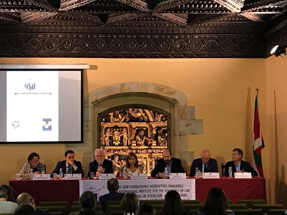 Curso de verano: ¿Crisis de las profesiones jurídicas en un mundo en transformación? Dinámicas locales y transnacionales