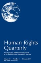 Human Rights Quarterly, 41(1)