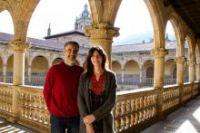 Hernán Olaeta y Aldana Boragnio.