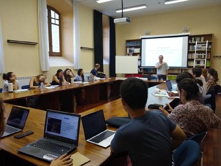 A seminar by Joxerramon Bengoetxea