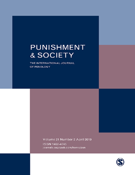 Punishment and society