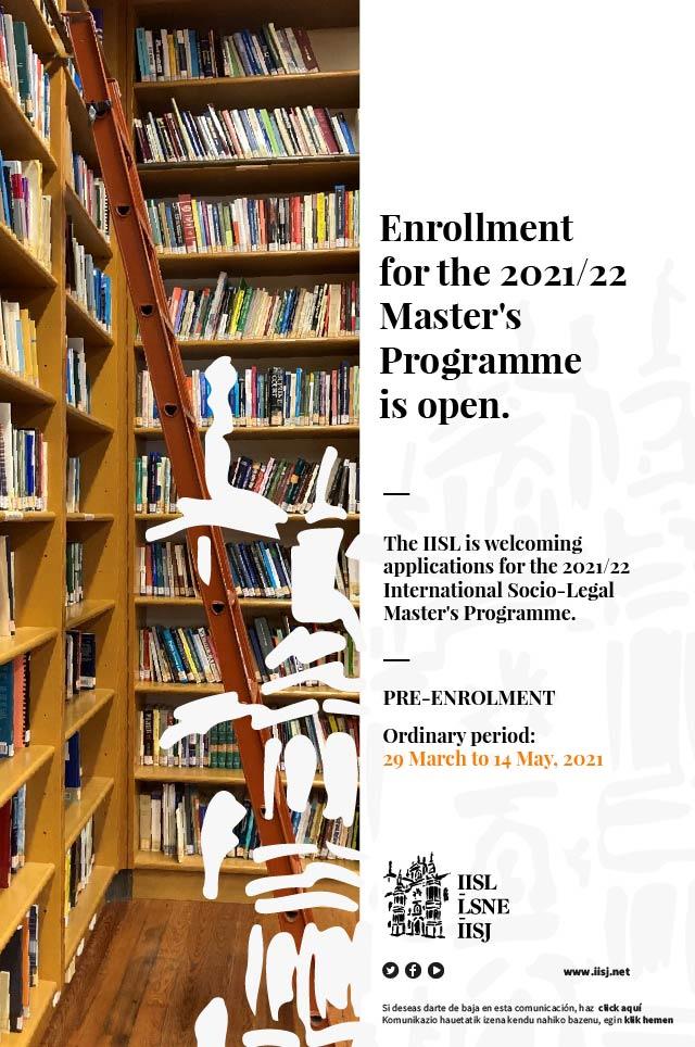 2021-22 programme poster.