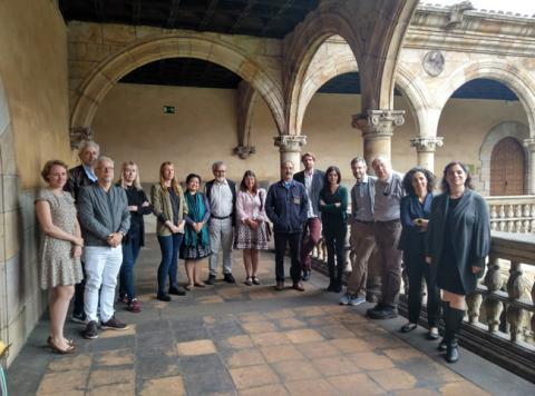 The workshop participants.